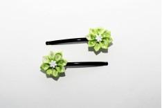 Originální květy do vlasů 110