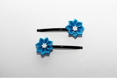 Originální květy do vlasů 109